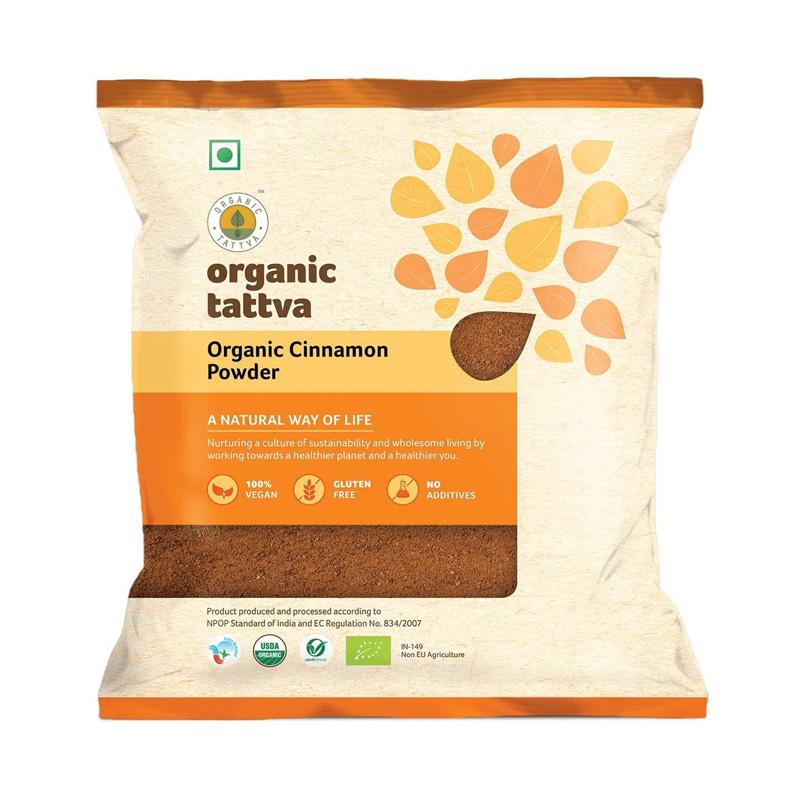 Organic Tattva Cinnamon Powder 100 Gm